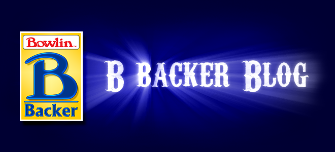 B-backer Blog