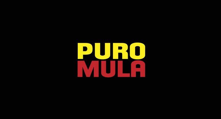 PURO MULA! en las salas de cine!