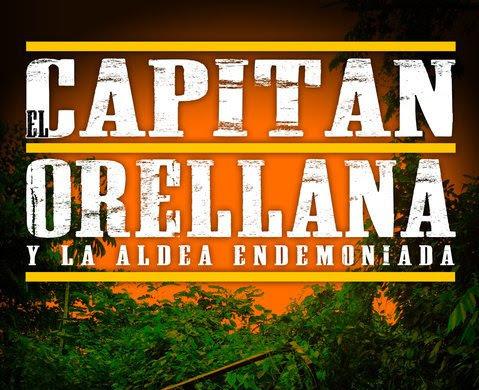 Detrás de cámaras de Capitán Orellana -  Largometraje de ORO PURO producciones