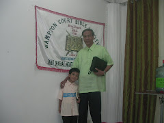 FATHER & SON IN THE MINISTRY