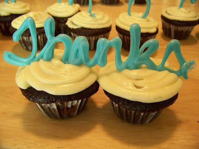 thank you cupcake