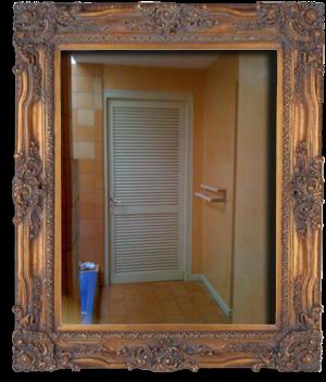 Salle de bain de chambre d'hôte-Avant