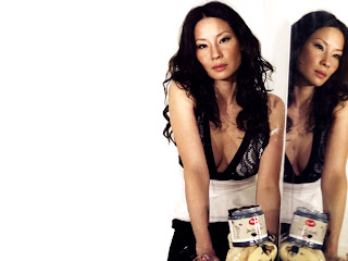 lucy liu height