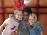 Caitlin, Rediet and Carly