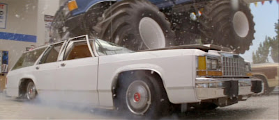 Road House monster truck
