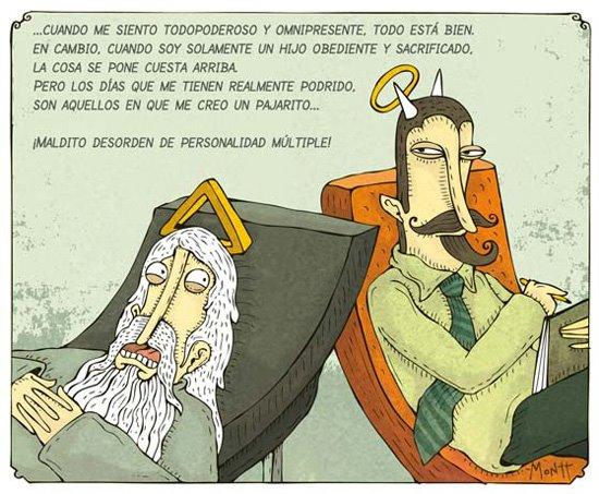 Humor gráfico sobre las religiones y dioses - Página 2 Trastorno-de-identidad-di-copia