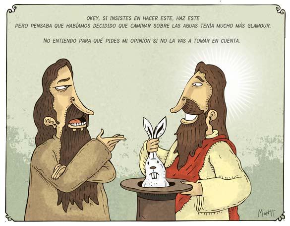 Humor gráfico sobre las religiones y dioses - Página 2 Jesus-conejo