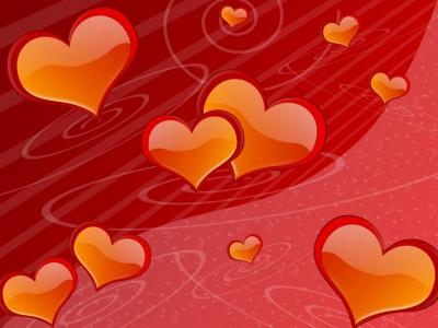 wallpaper de corazones. imagenes de corazones