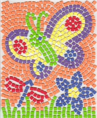 easy mosaic projects