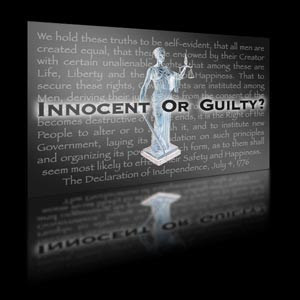 guilty people vs innocent people in prison How many innocent people do you think saying that innocent people in prison is rare is conversely i believe about 30% of people acquitted are guilty.