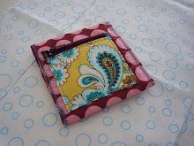 carteira bola de sabão Ref.: #011