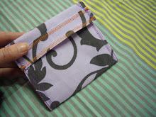 carteira lilás Ref.: #017