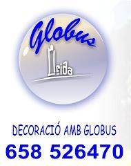 DECORACIÓ AMB GLOBUS