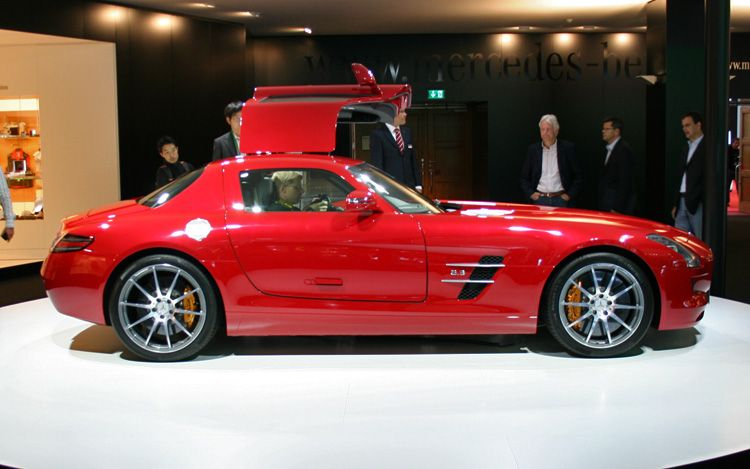 Mercedes Benz Sls Amg Blackbird. the reports panel of all, the le mans Starting at apr first A luxury grand touring Mercedes+enz+sls+amg+2010