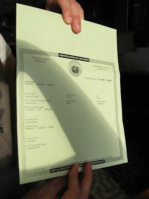 obama birth certificate  lawsuit