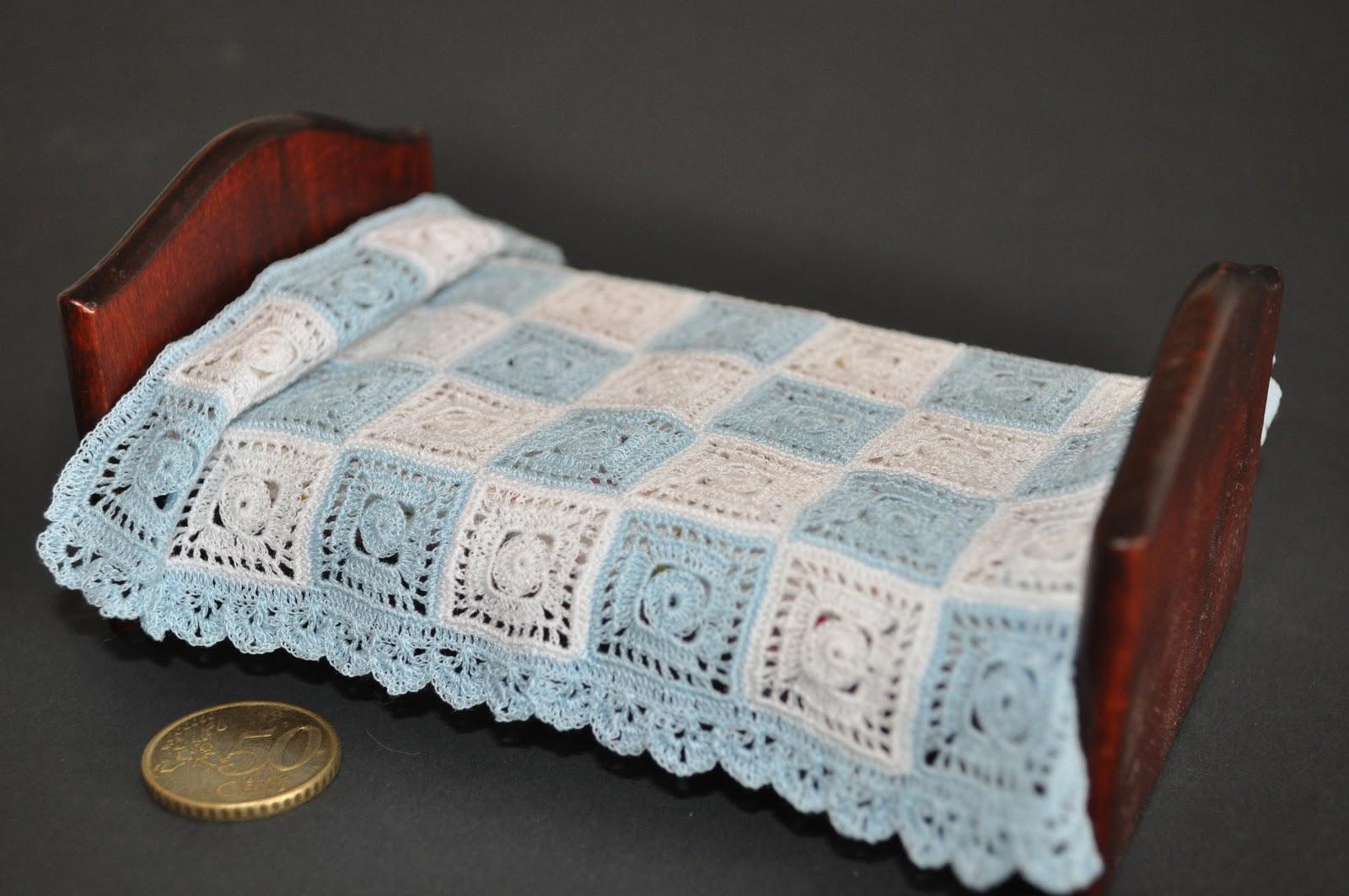 Mini punto y crochet colchas de ganchillo - Colchas ganchillo bebe ...