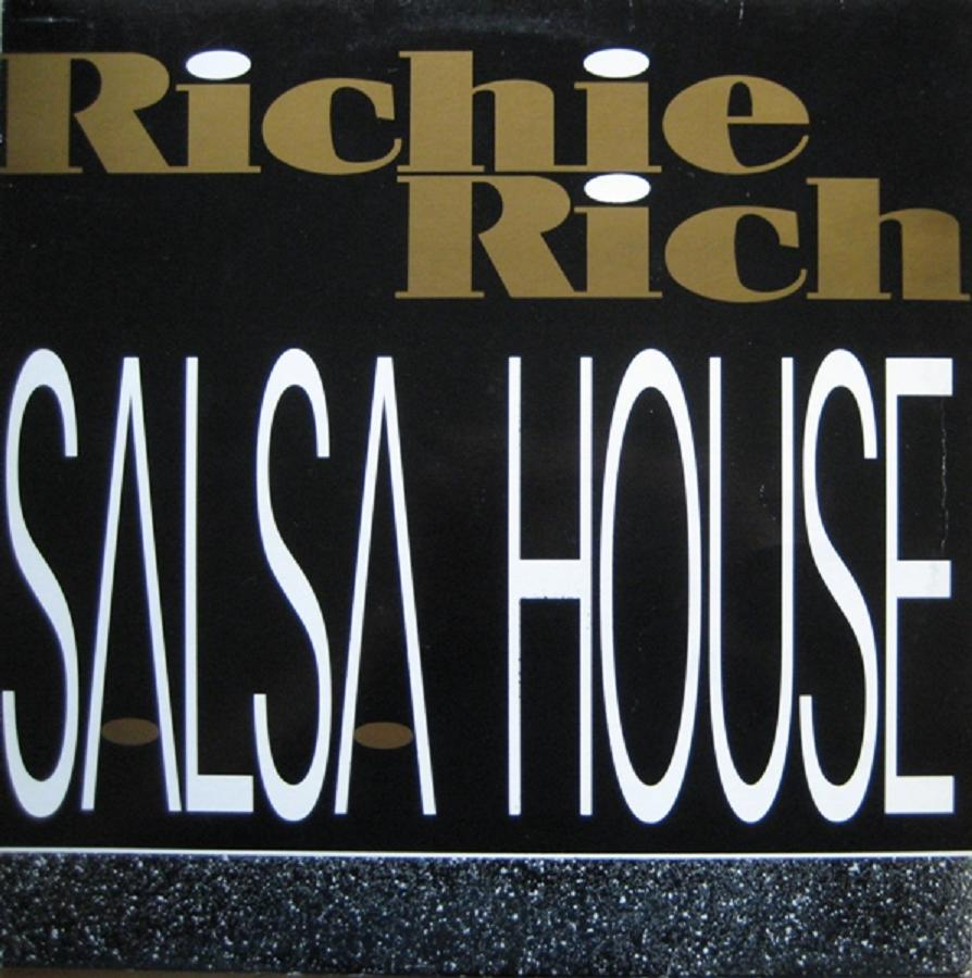 Channel music collection on vinyl richie rich salsa for House music collection