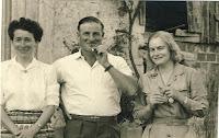 Un Diamant Brut: Georgette, André et Yvette