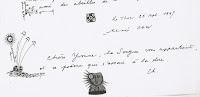 Un Diamant Brut: « Chanson pour Yvonne » enluminé par Yvette