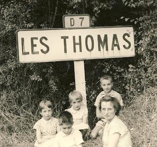 Un Diamant Brut: des Thomas à Les Thomas