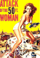 Attach of the Fifty Foot Woman!