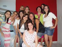 O grupo Amigas do Scrapbooking João Pessoa