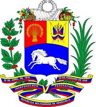 Escudo de la República Bolivariana de Venezuela