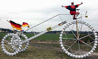 5 Worlds Weirdest and Largest Bikes