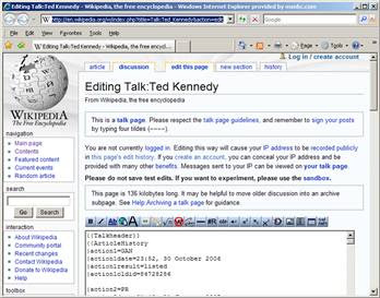 1 Wikipedia: Black and white and wrong all over