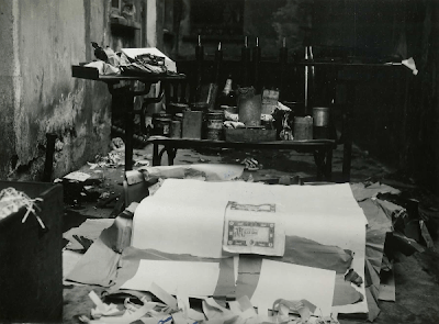 1940s Italian Counterfeit Printing