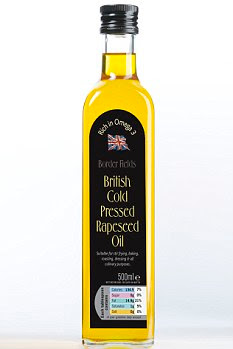 1 High cholesterol? Try a splash of rapeseed oil on your salad