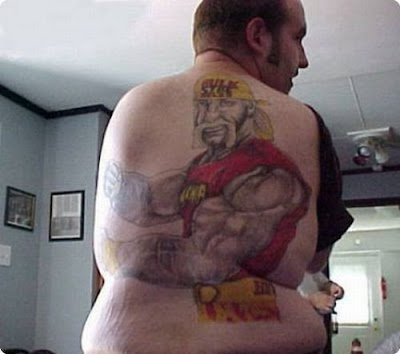 78 Stupid People Who Tattooed Celebrities Onto Their Bodies