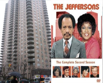 #6 The Jeffersons Condo (The Jeffersons) - The Jeffersons moved on up to the