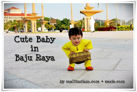 Season 5 - Cute Baby in Baju Raya