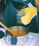 Como hacer un jarabe de frutas
