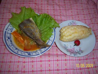 Como preparar el sudado de pescado
