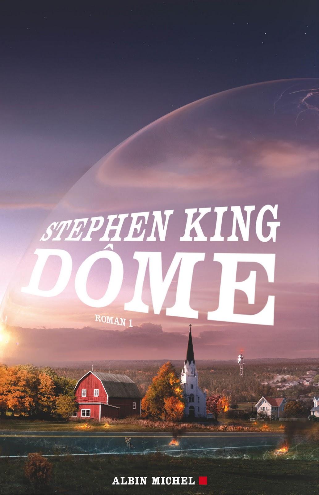 Le meilleur roman de Stephen King - Page 3 Dome-1