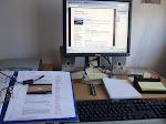 Arbeid med bloggen