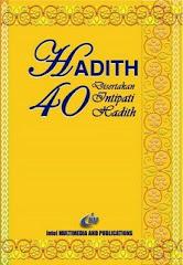 HADITH 40 (UNTUK WAKAF)