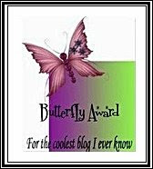 Butterfly Avard