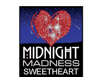 Midnight Madness Sweetheart Award awarded to me by my fellow DT members. Thanks ladies!!