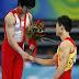 Yang Wei aposta em Uchimura para ganhar o título mundial de 2009