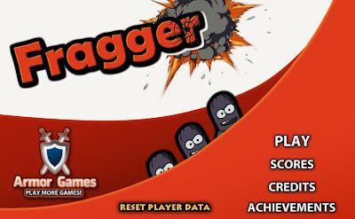 Fragger Flash Game