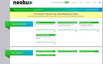 Neobux Micro Ads