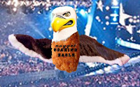 Wrestling Nugget's Mascot
