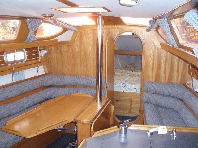 bateau du qu bec vendre voilier lite 326 1992. Black Bedroom Furniture Sets. Home Design Ideas