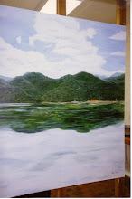 Mural, Claytor Lake State Park, Va