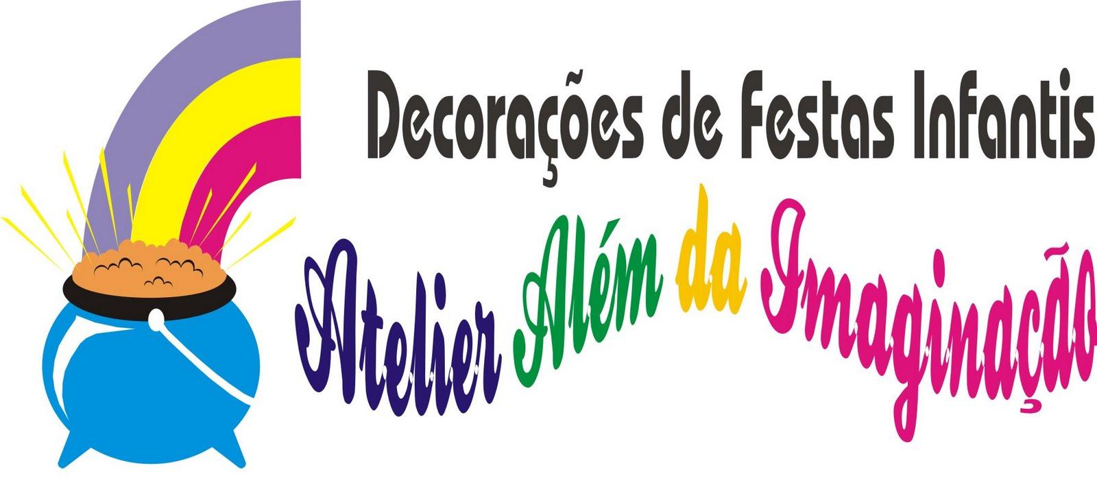 Atelier Além da Imaginação Festas Infantis