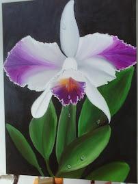 tela orquidea