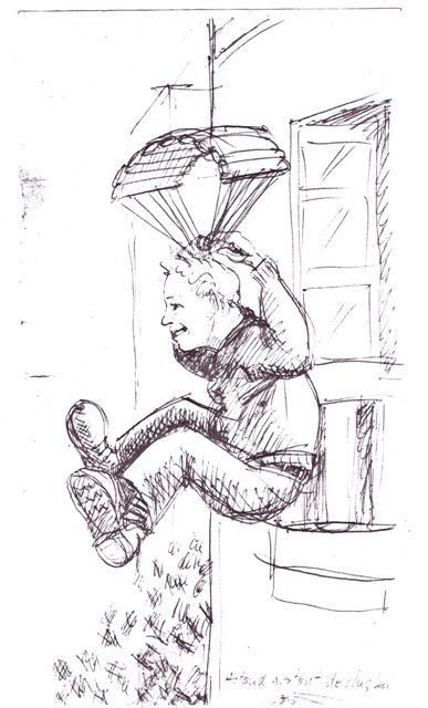 Chibane commandant dessin de camille - Camille dessin ...